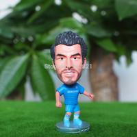 Hot sale!New arrival!14-15 season Free shipping football star doll/toy figure of francesc fabregas in chelsea football fan gifts