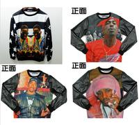 1991 INC. Memorial BIGGIE . LOGO. Star. Sweat . Sweatshirts CROOKS.DIAMOND Sweatshirts 2Pac Fashion Men Hoodies Sweatshirt