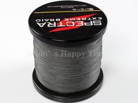 High quality 1000M 100LB 0.55mm Grey 1094 Yard 100% Super Strong Spectra PE Dyneema Fishing Line Braided