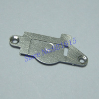 10Pcs/Lot for iPhone 5S Home Menu Button Keypad  Metal Cover Gasket Holder Replacement Parts Free Shipping Russia Brazil
