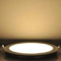 6W/9W/12W/15W/18W Super-thin Led Panel Light:Down Light 85-265V AC