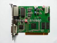 LINSN full color TS802D LED screen sending card, synchronous controller