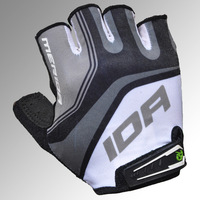 2014 NEW merida Bicycle half finger Cycling Gloves mountain bike riding silicone Non-slip GEL gloves
