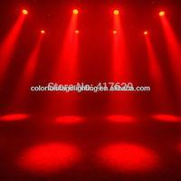 Free shipping  High power! led disco dj stobe moving lighting 19x12W led spot moving head light