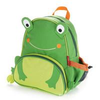 Retail Children Zoo Cute Kids Cartoon Animal School Bag Kindergarten Satchels Mochila Pack Baby Toddler Backpack 16 styles