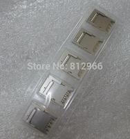DHL/EMS free ship.200pcs/lot,original new for Samsung Galaxy S5 G900A G900H G900F G900X I9600 Sim Card Reader holder socket slot