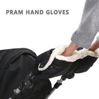 Kids Baby Pram Stroller Accessory Hand Muff Waterproof thick Gloves Warmer Winter Gift