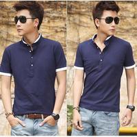 NEW mens t shirts fashion 2014 camisa polo masculina ralph  casual shirt undershirt clothing man t-shirts