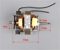 Free shipping/Electric blower motor / beauty salon hair dryer used in high power motor / repair 1500W below special motor