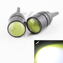 2PCS 3W T10 W5W White LED Car Styling Light Side Wedge Lamp 194 927 161 168(China (Mainland))