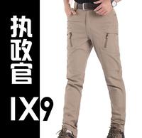 Autumn Consul IX9 tactical  Pants Army Fan Favorite Leisure Comfortable Slacks IX7 Upgrade Has Five Colors Asia S-XXL
