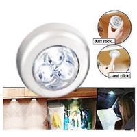 (Min order is $10) High bright led lighting emergency light plastic touch light flashlight wall c205
