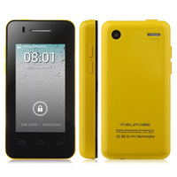 Low radiation melrose mini phone S1 Smartphone Android 4.2 MTK6572M 2.4 Inch IPS Dual SIM Card Camera( 5 color )russian spain