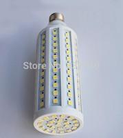 160 degree Super bright 132pcs SMD5050 25W LED Bulb E27 B22 2640lm Corn light AC220V 230V Warm White FREE SHIPPING