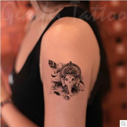 Thai Elephant Tattoos Tattoo Thai Elephant God