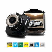 "2014 New G50 Novatek 96650 Full hd 1080P 2.0"" LCD Mini Car DVR Video Recorder with WDR+G-Sensor+H.264 Video Recorder Dash Cam"