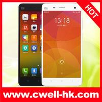 Hot sales!original Xiaomi MI4 M 4  MSM801 Quad Core 5 inch FHD JDI 1920x1080 3GB RAM 16GB ROM GPS 13.0MP Camera Android 4.4.3