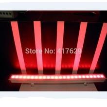 Free shipping Top quality led dj disco stage lighting !! 24pcs 3W Outdoor RGB 3 in 1 dj led bar IP65(China (Mainland))
