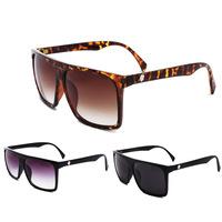 Fashion joker skull head Big box Sunglasses women 3 color vintage sun glasses for men F1478