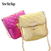 2014 summer new small fragrant wind chain bag cover plaid mini shoulder bag.TS29A