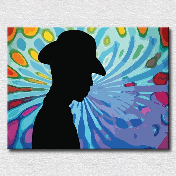Online kopen wholesale prins kunst aan de muur uit china prins kunst aan de muur groothandel - Schilderij slaapkamer meisje ...
