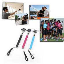 Cameras & Photo Extendable Monopod Pole Handle For Go Pro1 2 3 3+Telescopic