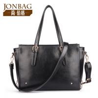 Bolsas Real New Freeshipping Silt Pocket Women Handbags 2014 Women's Handbag One Shoulder Large Bag Wings Package Capacity Tote