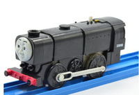 Free shipping Electric Thomas and friend Trackmaster engine Motorized train-Neville Plastic Toy Holiday Gifts