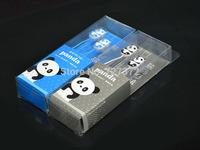 DHL 100 pcs/lot Panda 3.5mm  Ear-in Earphone For MP3 MP4 Mobile PC Phone