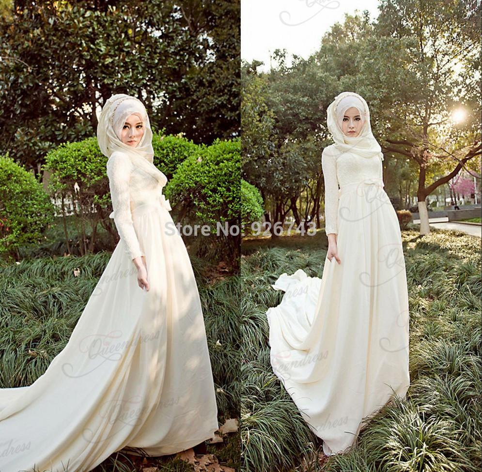 ... Hijab Dubai Kaftan Abaya Muslim Bridal Wedding Dress(China (Mainland