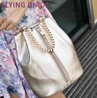 Flying birds! free shipping women messenger bags handbag fashion new cross-body Women's Bucket Shoulder Bag handbags  LS3757c