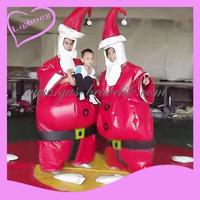2014 Gus-SM-006 Fashion Christmas Adult or kids PVC Gout Sumo Entertainment sumo Entertainment products Enterainment costume