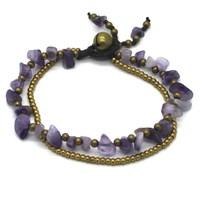 2014 Fashion Charm Bracelets & Bangles For Women One Direction Bracelet Natural Stone Female Bracelets Free SHipping