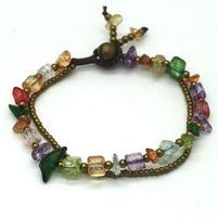 Wholesale Jewelery Natural Stone Bracelets Men / Women Gift Fashion Charm Bracelet