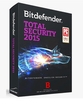 Best product BitDefender Total Security 2015 2Years 3PC