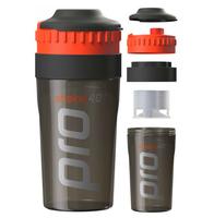 Special protein powder shaker bottle blender water bottle BPA FREE 600ML free shipping