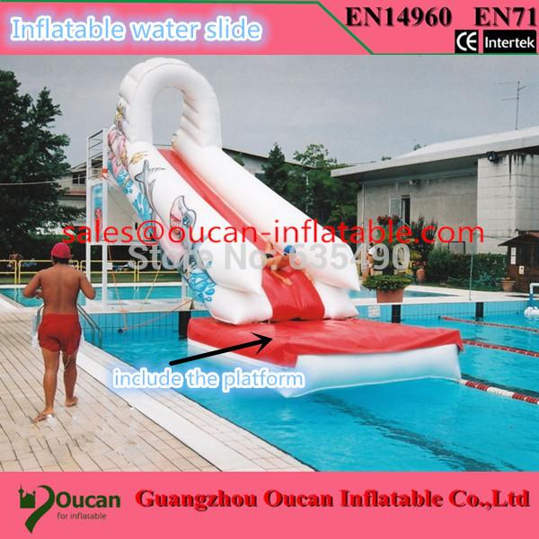 Acheter petit toboggan gonflable avec for Acheter piscine gonflable