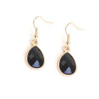 2014 New Hot Zinc Alloy Jewerly  Drop Earrings for Women European style Rhinestone Ornaments 826014 Free Shipping