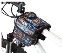 Wholesale Can Ship Anywhere Bicycle Cycling Top Tube Bag 12898