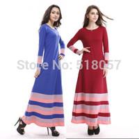 Malaysia Muslim sleeved robe, Turkish Muslim robes, women's clothing female models, 5sets/pack