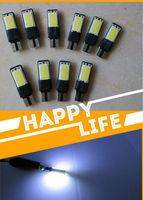 10 x T10 W5W 194 168 6W LED No Error COB Canbus Side Lamp Wedge Light Bulb White