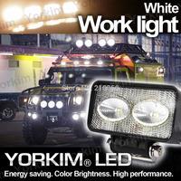 DC12V-24V 20W CREE LED Driving For Hummer Work Light Bar Lamp Offroad Truck Trailers ATV SUVcar light source parking car styling