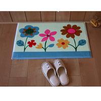40*60cm memory foam area rug anti-slip room mat entrance doormat free shipping