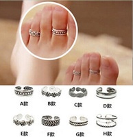 Fashion vintage open ring