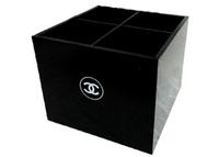 Luxury Brand Fashion Women Make Up Cosmetic Case Makeup Bag Cosmetic Box Case Tool Storage ACRYLIC