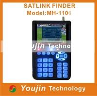 MH-1106 Professional Digital Satellite Signal Finder Meter Lcd Display