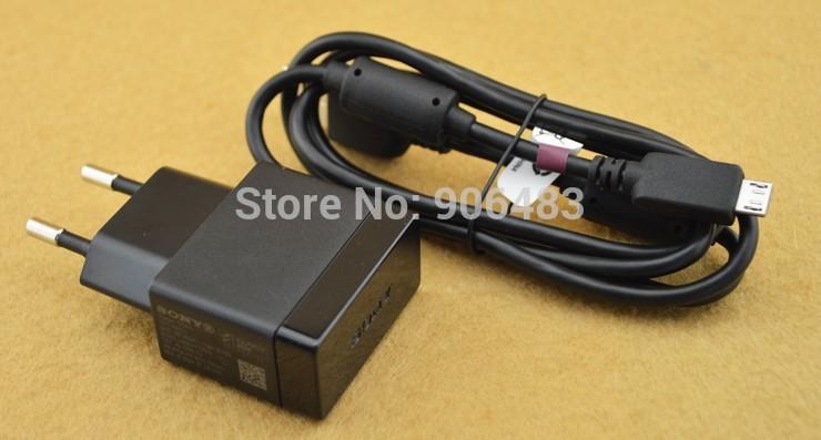 Ep880 rápida de parede carregador com cabo USB para Sony Xperia Z1 Z2 Z Ultra jt et Z SP Ray Pro jogar T Neo Arc S(China (Mainland))