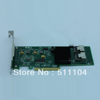 LSI00194 LSI SAS 9211-8I Internal SATA/SAS 6Gb/s PCI-Express 2.0 RAID Controller Card-Single 1 Year Warranty
