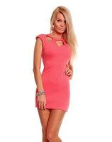 2014 women's fashion casual club dress sexy hollow elastic dress women RS-123