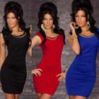European American nightclub Dress Sexy Cosplay clothes eveining dress women  RS-125